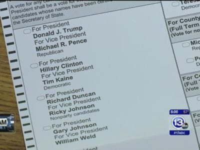 Hundreds of absentee ballots missing in Ohio