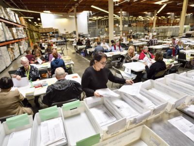 """""""Time Is of the Essence"""": How States Can Shore Up Mail Voting"""
