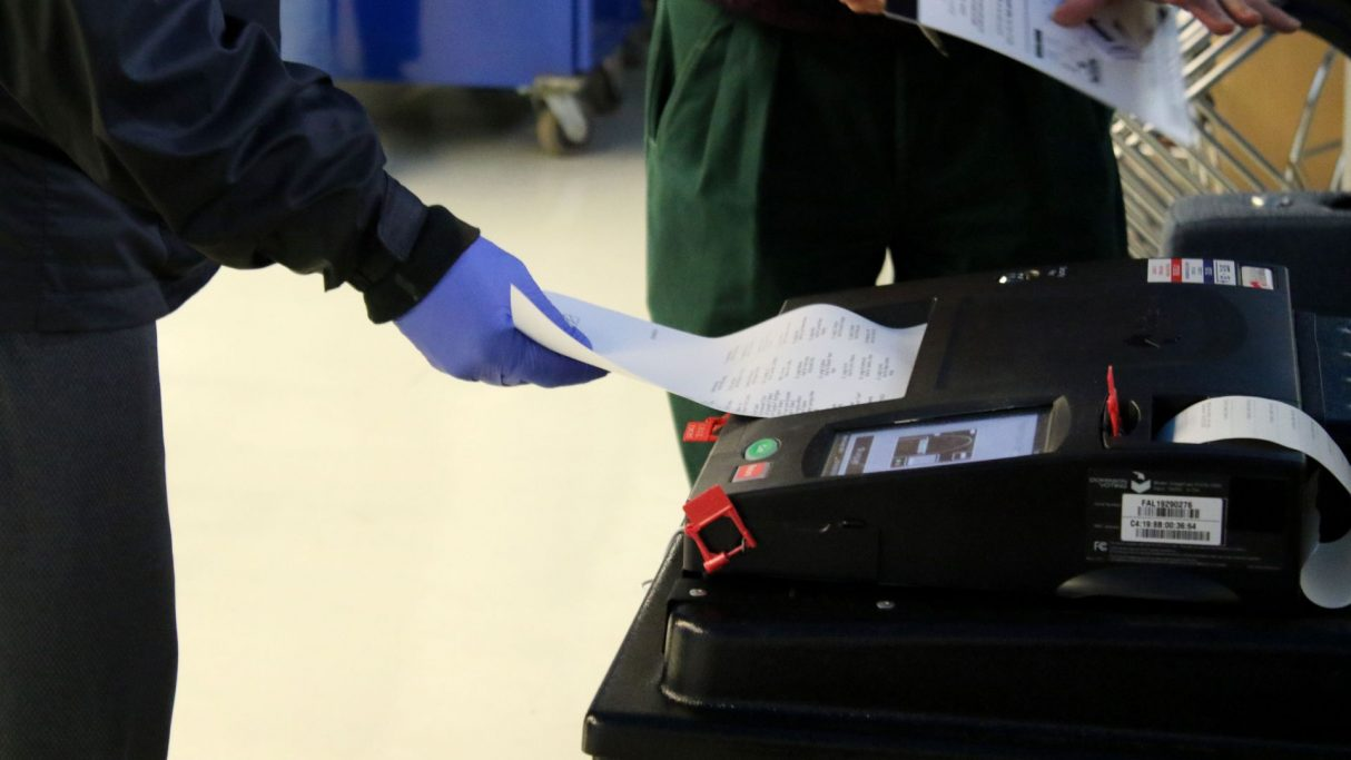 Coronavirus crisis forces states to prioritize mail-in ballots