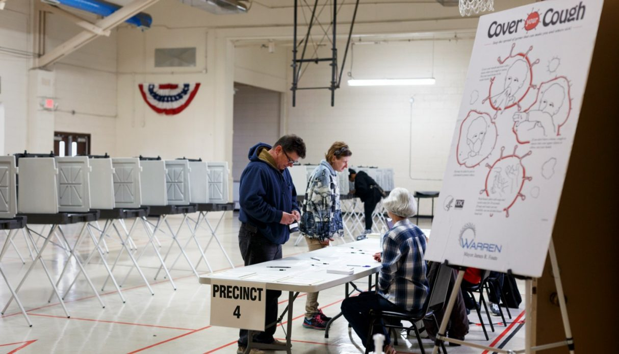 How to Protect the 2020 Vote from the Coronavirus