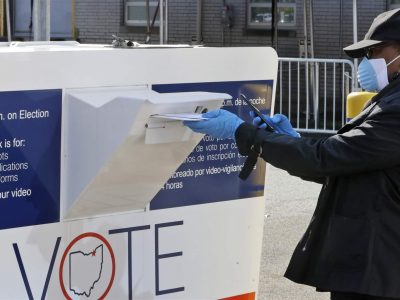 Trump's Attacks on Vote-by-Mail Worry Some Election Officials