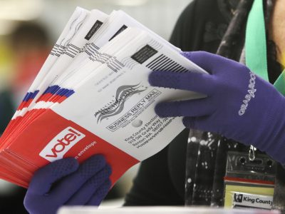 NPR: Why Is Voting By Mail (Suddenly) Controversial? Here's What You Need To Know